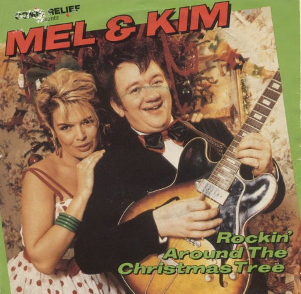 23 novembre 1987: Rockin' around the Christmas tree (Mel & Kim)