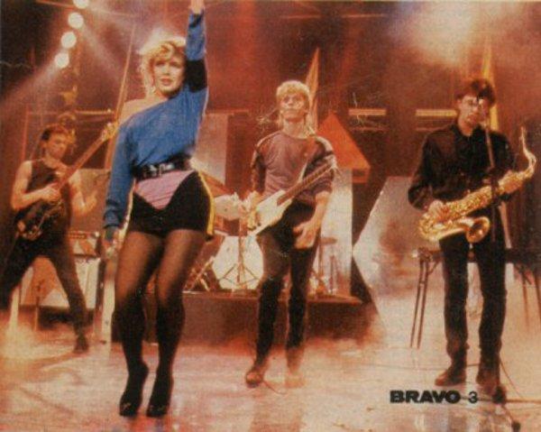 8 décembre 1984: Thommy's Popshow