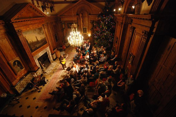 14 décembre 2014: Christmas Concerts à la Knebworth House