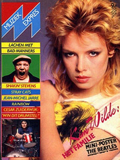 4 janvier 1985: Muziek Expres