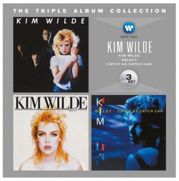 """The triple album collection"" Kim Wilde"