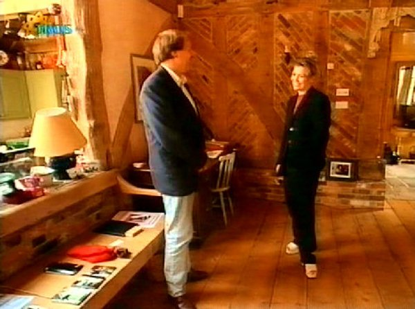 30 janvier 1997: TV show op reis