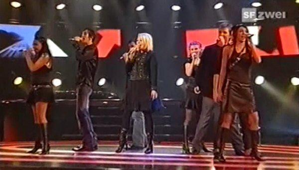 4 février 2007: Musicstar