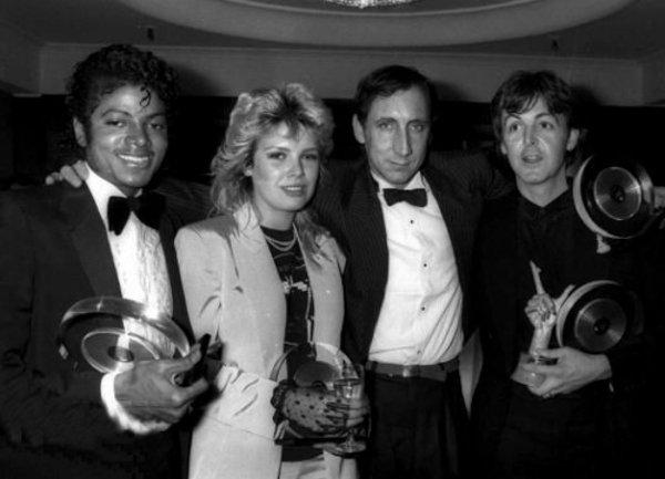 10 février 1983: BPI Awards