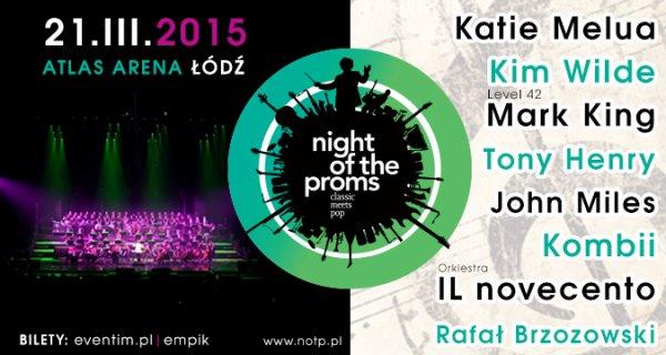 "21 Mars 2015: CLASSIC MEETS POP"" - ATLAS ARENA - LODZ"