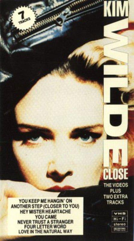 23 mars 1989: Close - The videos