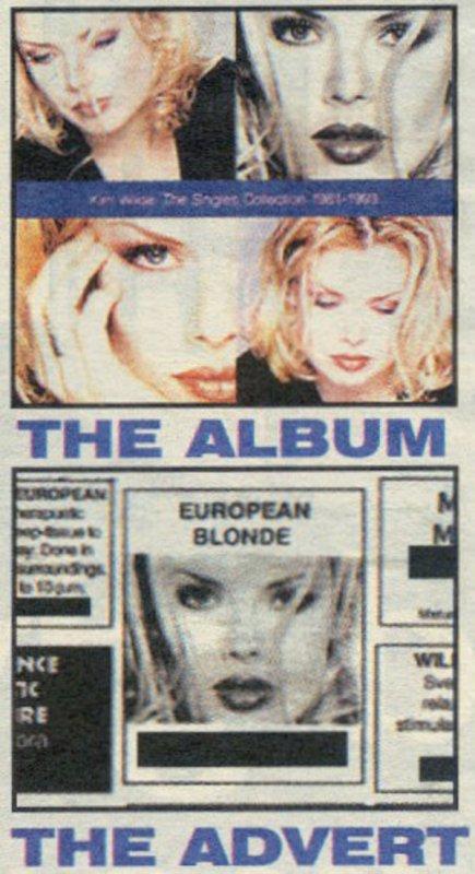 6 avril 1995: European blonde