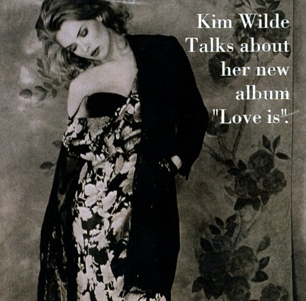 1 mai 1992: Kim Wilde talks about her new album 'Love is'