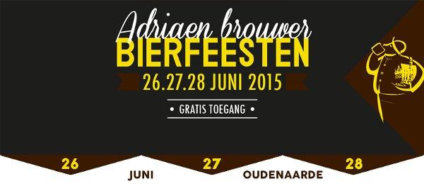 Adriaen Brouwer Bierfeesten