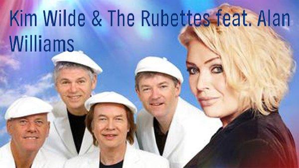 NDR Sommertour Kim Wilde & The Rubettes feat. Alan Williams