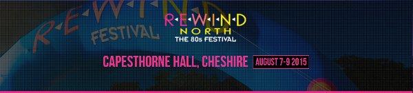Rewind Festival North 2015 avec Kim Wilde
