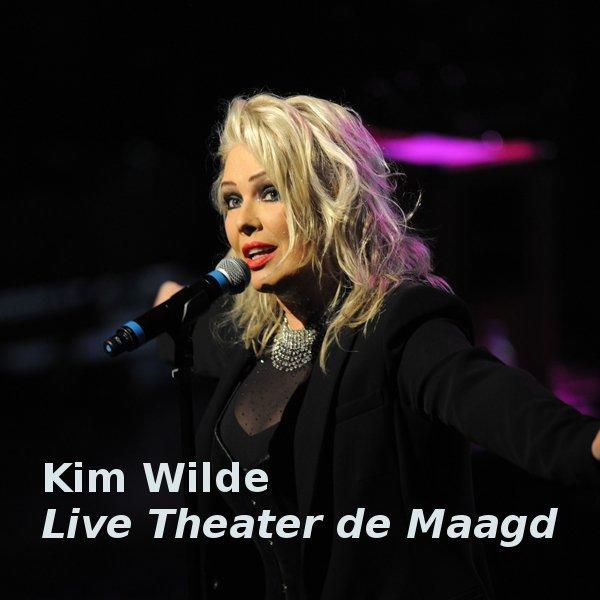 Kim Wilde Live Theater de Maagd