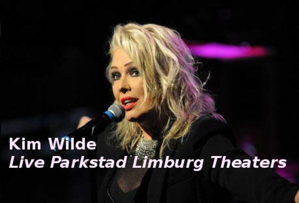 Kim Wilde Live Parkstad Limburg Theaters