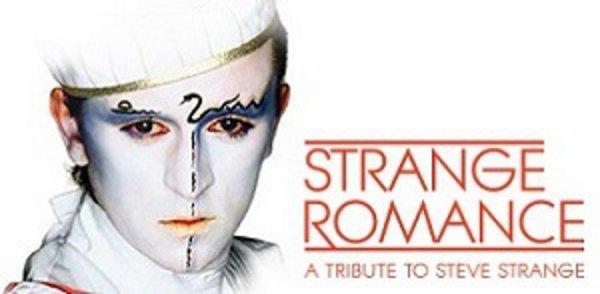 Strange Romance avec Kim Wilde  le 22/11/2015