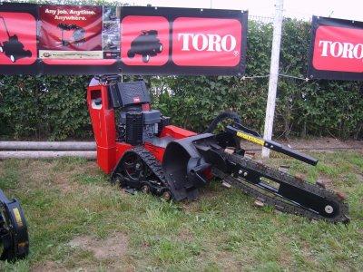 Rogneuse Toro
