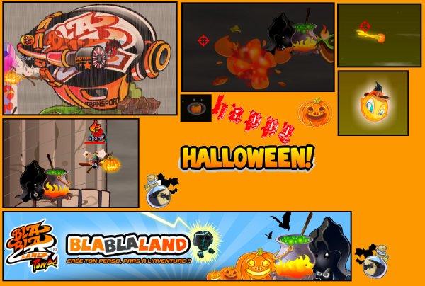 BD: Halloween!