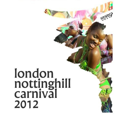 London notting hill carnival with 220volts