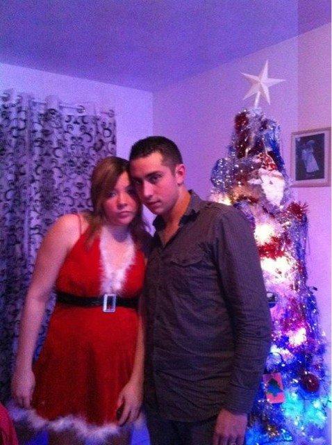 moi et mon homme noel 2012