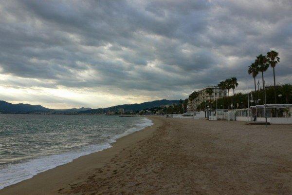 dernier jour à Cannes avant la reprise du boulo