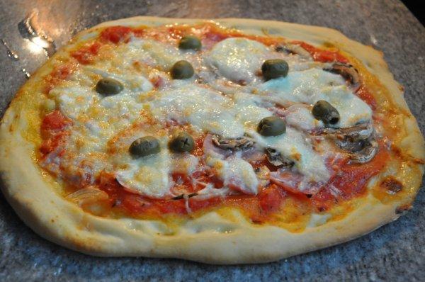 Pizza de ma specialité
