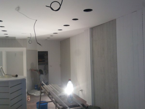Reagencement magasin electricite decoration interieur et - Decoration interieur et exterieur ...