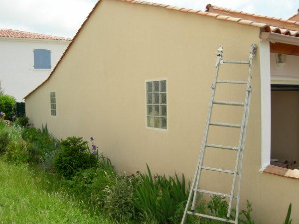 Couleur ton pierre facade oe16 jornalagora for Peinture ravalement castorama