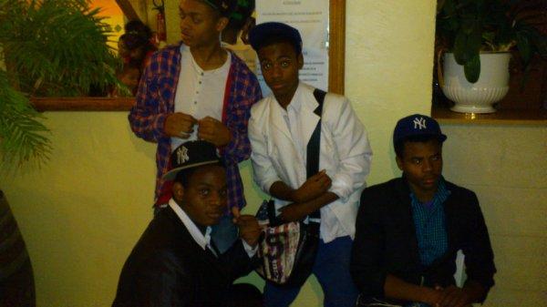 Moi et Mbac et Ambdi et Velou