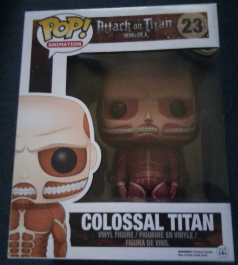 Pop Titan Colossal