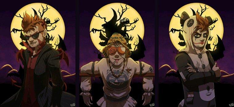 SLG version Halloween