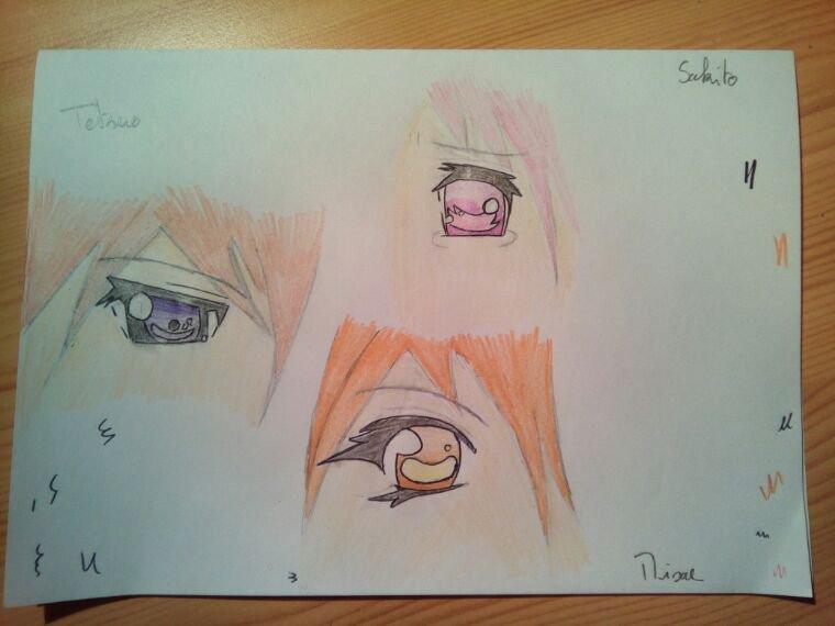 Aperçu yeux de perso de mon histoire