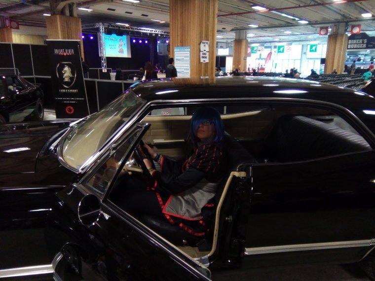 L'Impala de Supernatural *^*