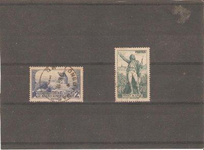 France oblitérés 1936
