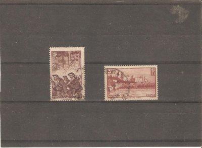France oblitérés 1938