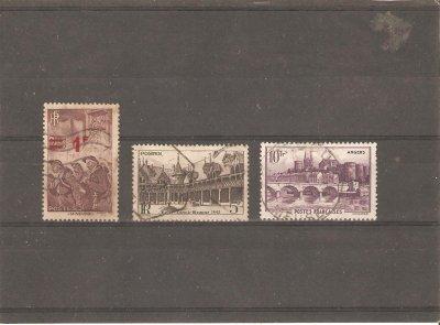 France oblitérés 1941
