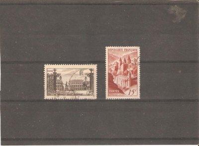 France oblitérés 1947