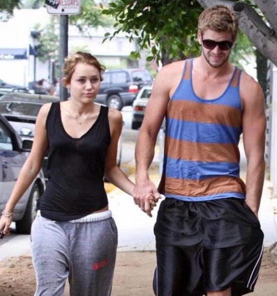 "Info People ""Miley et  Liam sorte de chez Zanessa"""