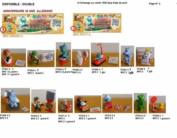 DOUBLES   2014-2015   FF.