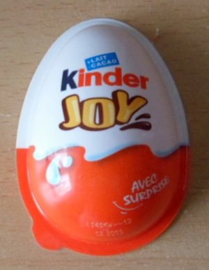 DOUBLES INDIVIDUELLES KINDER JOY 2015-2016