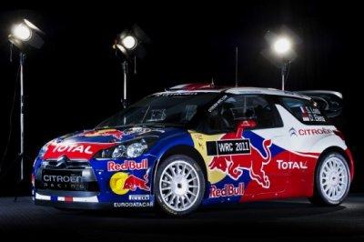 Citroën DS3 WRC '11