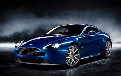 Aston Martin V8 Vantage 11'