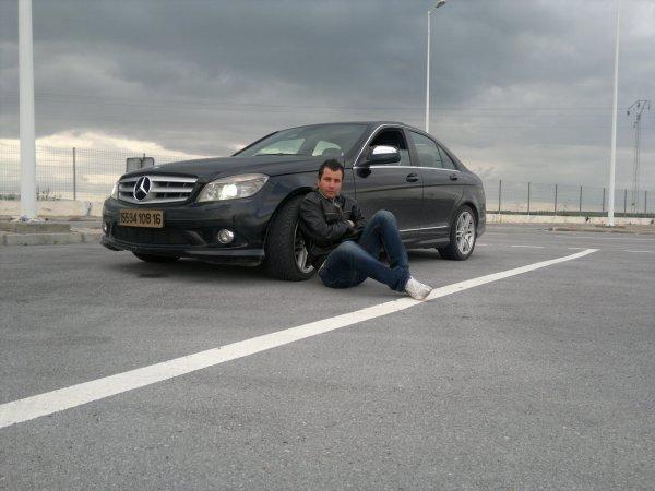 toujour avec ma nouvel voiture