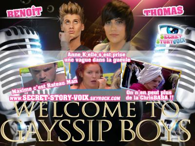 Les Gayssip Boys !