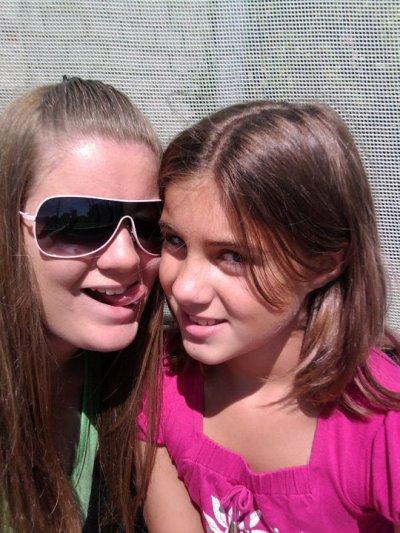 Marion , Ma soeur , Ma Meilleurs amie, Mon essenciel <3