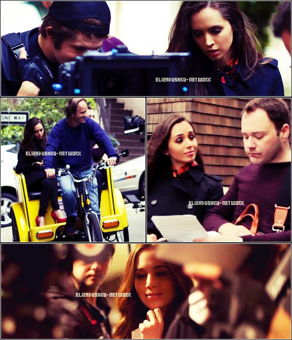 """Nouveau projet -Eliza fait des apparitions dans la Web Serie """"Leap Year"""" ."""