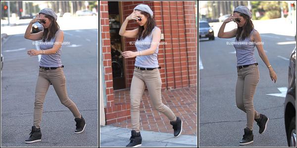 17 / 09 / 2012 - Eliza se rend chez le docteur.