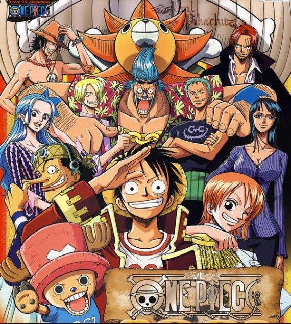 One Piece : L'équipage ♥
