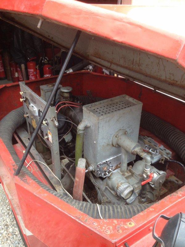Moto pompe 60m3/h