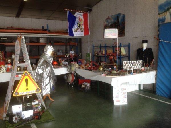 Expo portes ouvertes à comunay le 18.06-2016
