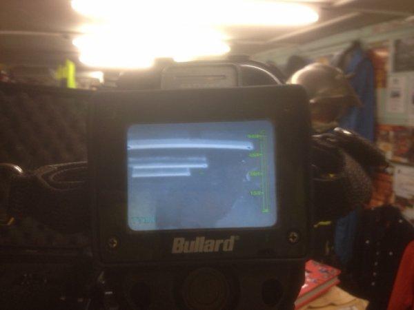 Camera thermique bullard