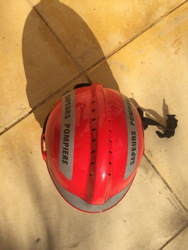 Casque F2 x-TREM. rouge